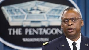 Bidens Kandidat für das Pentagon