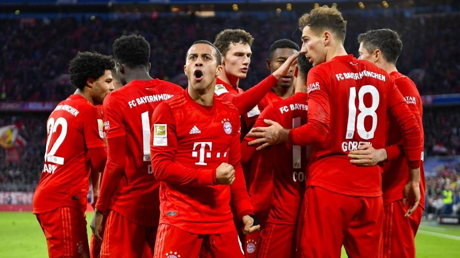 Mia san mia, aber wer sind die Bayern ohne Thiago?