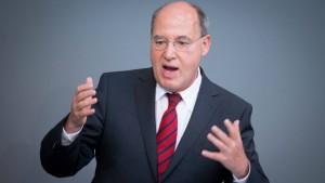 Gysi bringt Bündnis von Linkspartei und CDU ins Spiel
