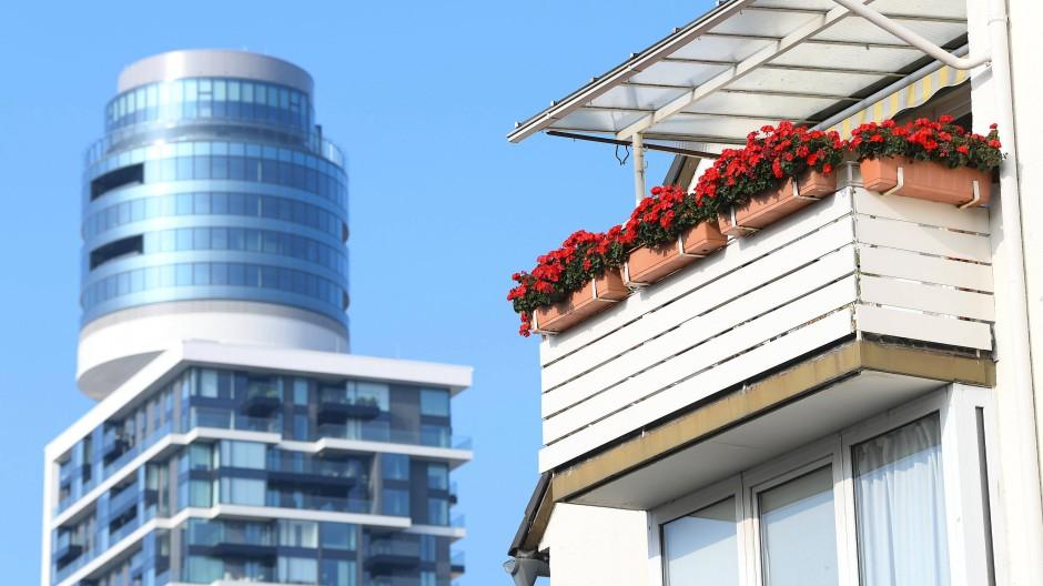 Begehrter Wohnraum: Wer kann sich Frankfurt noch leisten?