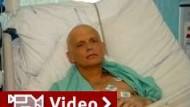 Früherer russischer Agent Litwinenko gestorben