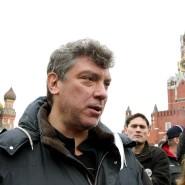 Demonstration auf dem Roten Platz: Nemzow war ein entschiedener Kritiker der russischen Regierung (Bild aus dem Jahr 2012)