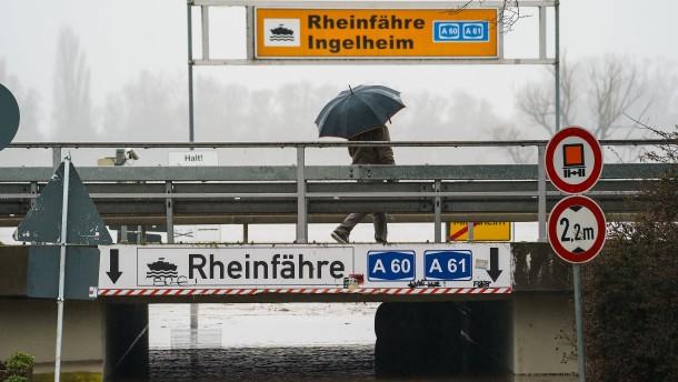 Wie sich die Hochwasserlage in Deutschland entwickelt
