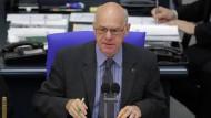 Lammert deutet Abzugsoption für Bundeswehr aus Incirlik an
