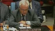 Schlagabtausch im Sicherheitsrat