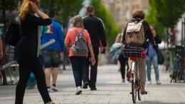 Millionen für Offenbacher Fahrradstraßen