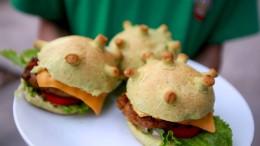 Food-Design im Corona-Look