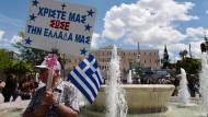 Ein zeitweiliger Grexit wird Europa stärken