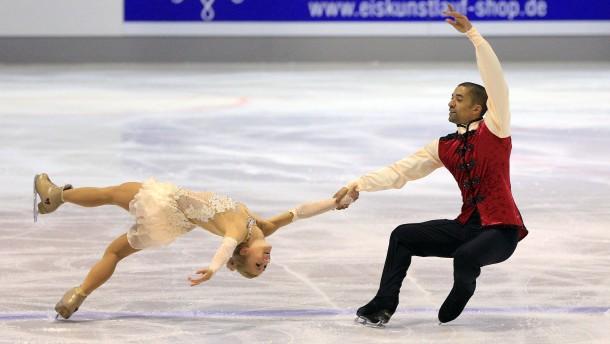 Boxkampf auf Eis