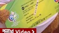 Kein Freibrief für Umtausch von WM-Tickets