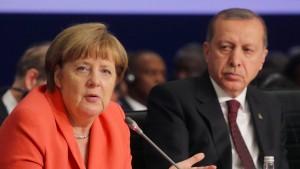 Bei diesen Punkten hakt es zwischen Merkel und Erdogan