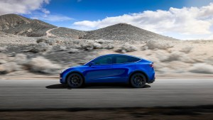 Die total verrückte Tesla-Aktie