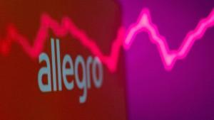 Allegro rockt die Börse Warschau