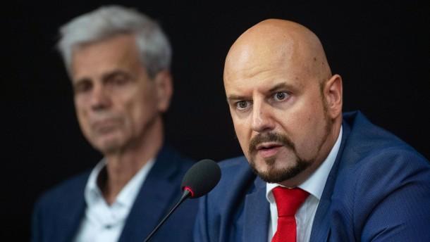 Ausschluss von AfD-Politikern aus Landtag rechtens