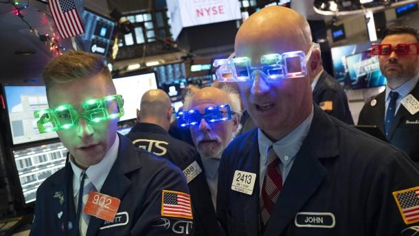 Was uns das Aktienjahr 2020 verheißt
