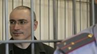 Putins Gegenspieler: Michail Chodorkowskij (links) saß zehn Jahre im Gefängnis und ist seit 2013 exiliert.