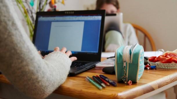 Schüler geben Microsoft Office nicht kampflos auf