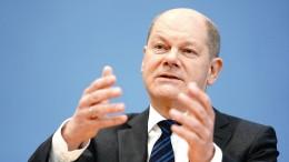 Regierung will im Eilverfahren Notfallpakete für Wirtschaft beschließen