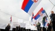 Funktioniert der Minderheitenschutz der Serben, oder ist er eine Chimäre?