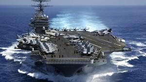 Wieder ein Zeichen militärischer Entschlossenheit