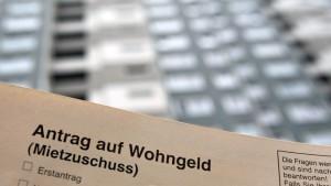 Weniger Haushalte in Hessen haben Anspruch auf Wohngeld