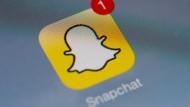 Aktive Gemeinde: Über 150 Million Menschen nutzen Snapchat täglich.