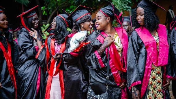 Das sind die Träume von Afrikas Jugend