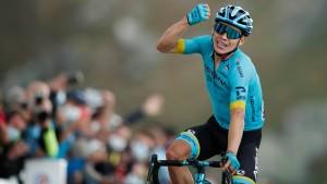 Lopez gewinnt Königsetappe – Roglic baut Vorsprung aus