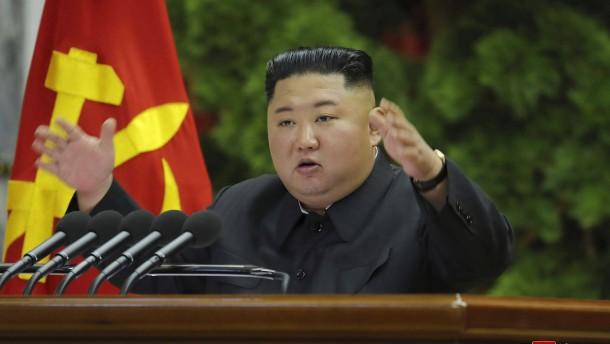 Kim Jong-un nach Eingriff in kritischem Zustand