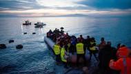 Alarmierende Zahlen: 2015 war jeder 113. Mensch gezwungen, seine Heimat zu verlassen.
