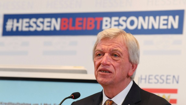 Coronafonds soll Hessen aus der Krise führen