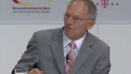 Schäuble gegen Übertragung in ARD und ZDF