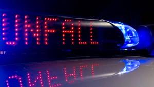 Schwerer Lastwagen-Unfall auf der A7