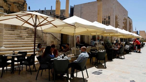 Malta lässt Ungeimpfte doch rein