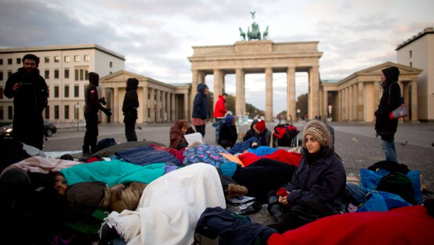 Angst essen Deutschland auf