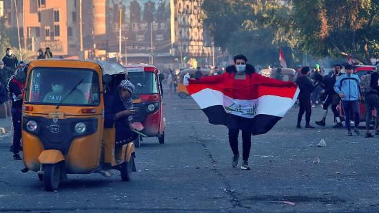 Ein Toter bei Protesten im Irak