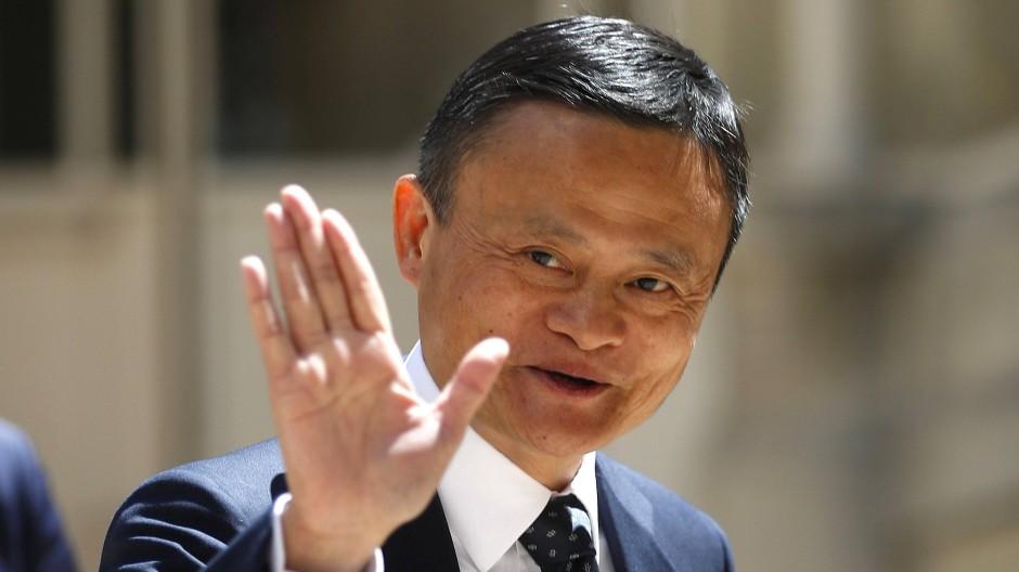 Alibaba-Chef Jack Ma ist verschwunden und sein Unternehmen wird zunehmend von der Regierung reguliert.