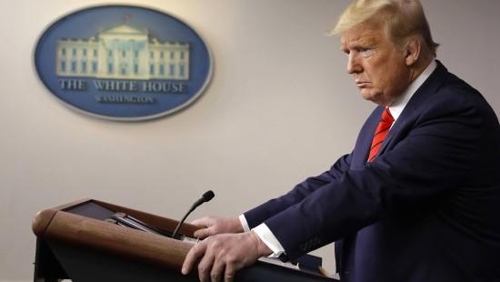 Trump sagt G7-Gipfeltreffen im Juni ab
