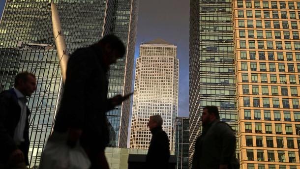 Londons Anwälte sorgen für 10 Milliarden Pfund Umsatz