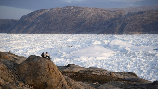 Wie schnell schmilzt Grönland?