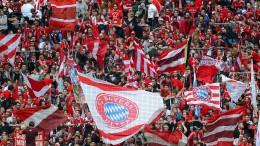 Bayern-Fans glauben wieder an Meisterschaft