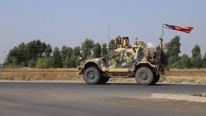 Kurden haben 150 Stunden zum Abzug aus Grenzzone