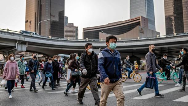 Bundesregierung berichtet über Einflussversuche Pekings