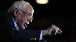 Wer kann Bernie Sanders aufhalten?