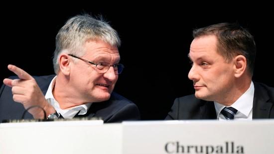 Chrupalla wird neue AfD-Spitze