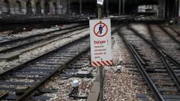 Verkehrschaos in Frankreich hält weiter an