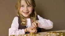 Wohin mit dem Geld in jungen Jahren? Spezielle Finanzprodukte richten sich an Kinder.