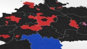 Alle Zahlen zur Bundestagswahl
