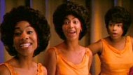 "Beyoncé Knowles, Jennifer Hudson und Anika Noni Rose in ""Dreamgirls"""