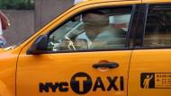 Die Uber-App sorgt für Taxi-Krieg in New York